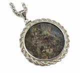 Sterling Silver Meteorite Jewelry - X-Large