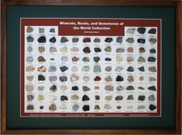 WORLD Minerals, Rocks and Gems Collection XL