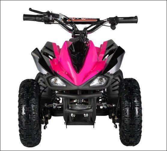 350 watt green mars electric atv 7 kids electric atv mars 350 watt 24 volt battery quad w reverse 50Cc 4 Wheeler Wiring Diagram at nearapp.co