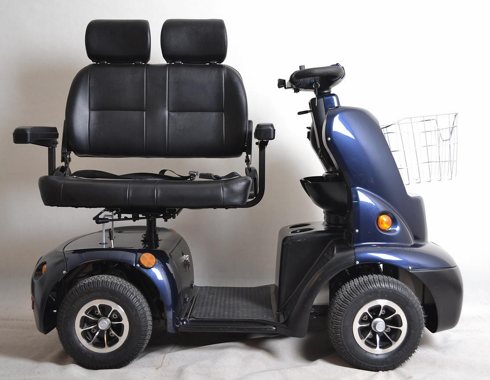 lovebird 4 wheel electric mobility scooter w   1