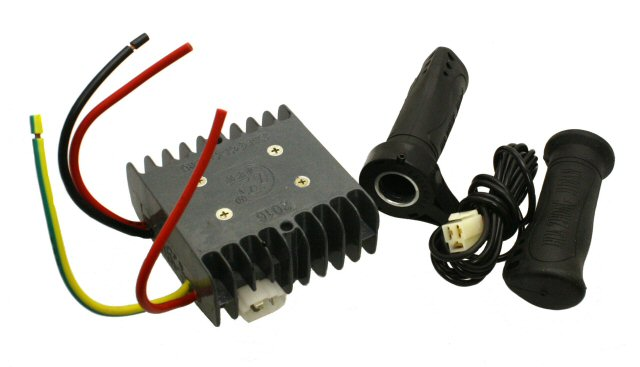 24-60 Volt Electric Scooter Universal Controller on