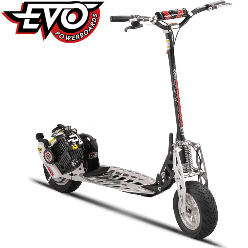 Gas powered scooters gas powered motor scooters cheap gas for Gas powered motorized scooter