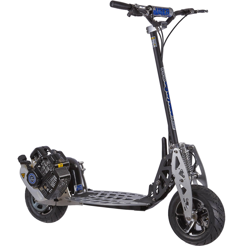50cc UberScoot Rx Gas Powered Scooter by Evo Powerboards ...