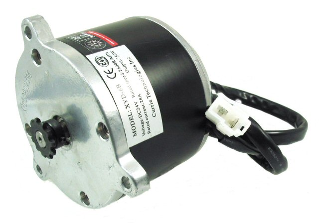 750 Watts 24 Volts Electric Motor For Currie Scooters Xyd 6b: 24 volt motors