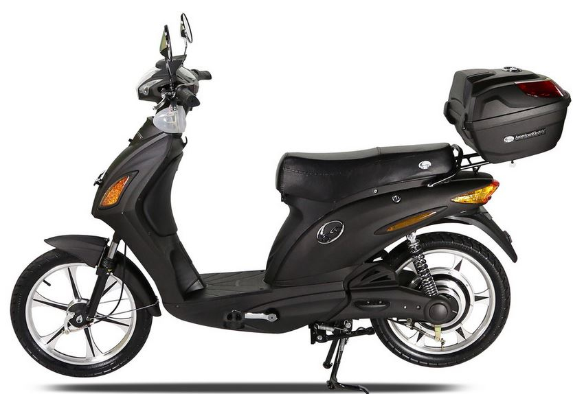 500 watt 48 volt american electric power assisted bike fully assembled. Black Bedroom Furniture Sets. Home Design Ideas