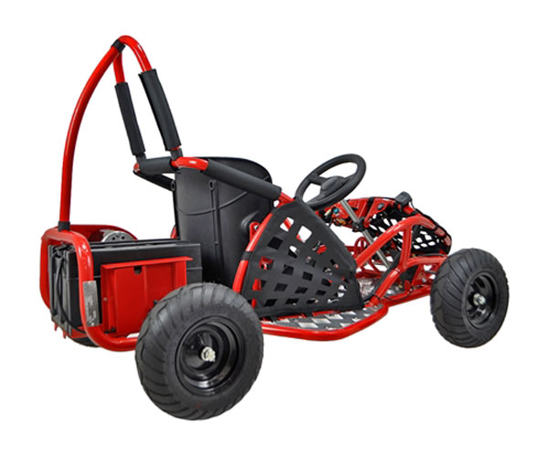 baja x 1000 watt 48 volt kids electric go kart. Black Bedroom Furniture Sets. Home Design Ideas