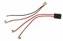battery wiring harness adaptor for razor scooters and vehicles 119 97 19 battery wiring harness adaptor for razor scooters and vehicles razor dirt quad battery wiring harness at readyjetset.co
