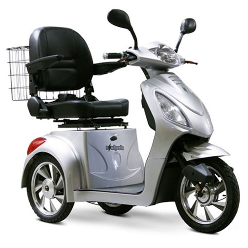 500 Watt 48 Volt 3 Wheel Electric Mobility Scooter Ems 36 W Reverse