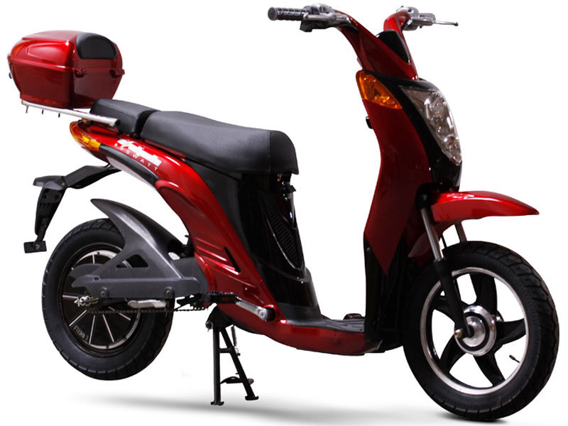 500 watt 48v electric assisted bike moped scooter model ew 500. Black Bedroom Furniture Sets. Home Design Ideas