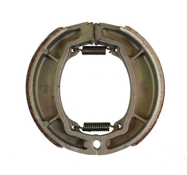 Brake Shoe Thickness In 32nds : Gy based drum brake shoes mm in diameter thick
