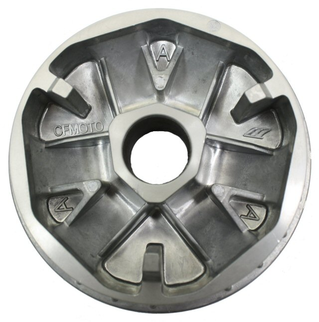 GY6 Variator Type-2 165-8 Scooter Part