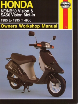 honda scooter haynes repair manual 172 74 scooter part rh scootercatalog com