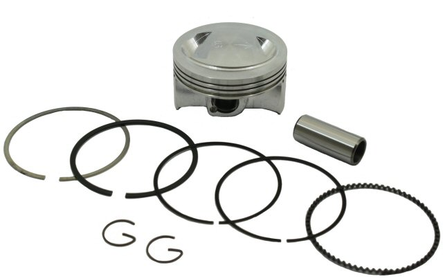 Hoca High Compression 4032 Forged GY6 Piston Kit