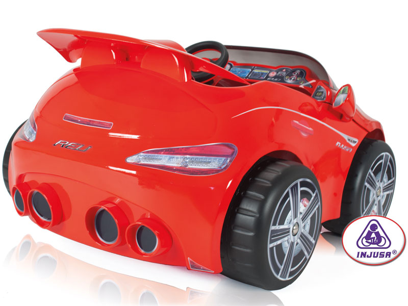 injusa revolution kids car 12 volt inj 752