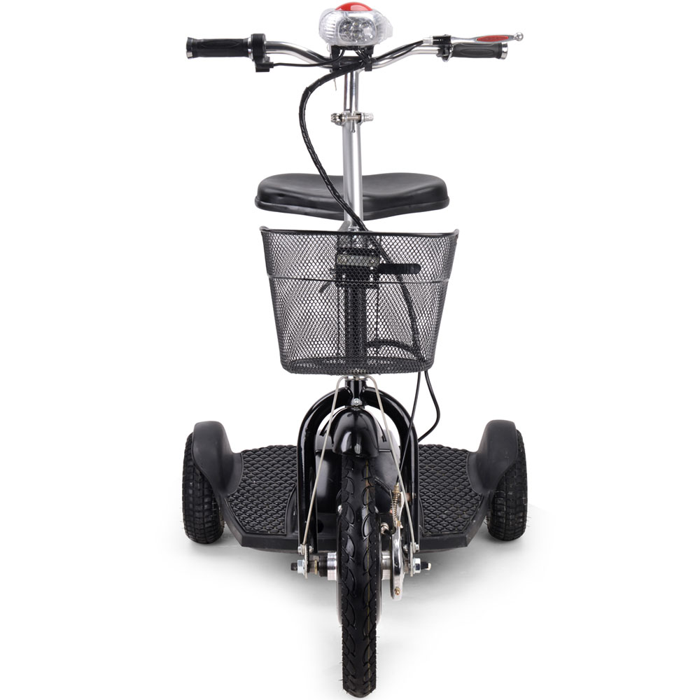 Mototec Electric Scooter Stand And Ride Trike Personal Transporter Mongoose M350 Wiring Diagram 350 Watt 36 Volt