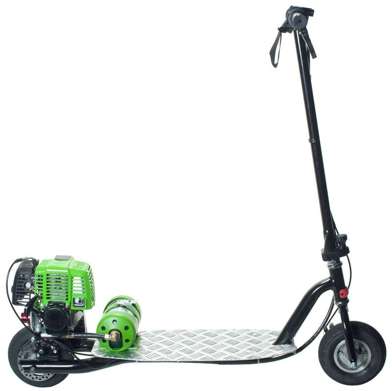 gas powered electric scooter wiring diagram  gas  get free