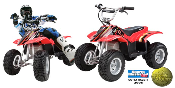 razor electric dirt quad 4 wheeled 350 watts electric atv 48 razor kids electric dirt quad 350 watt atv mini off road 4 wheeler razor dirt quad battery wiring harness at readyjetset.co