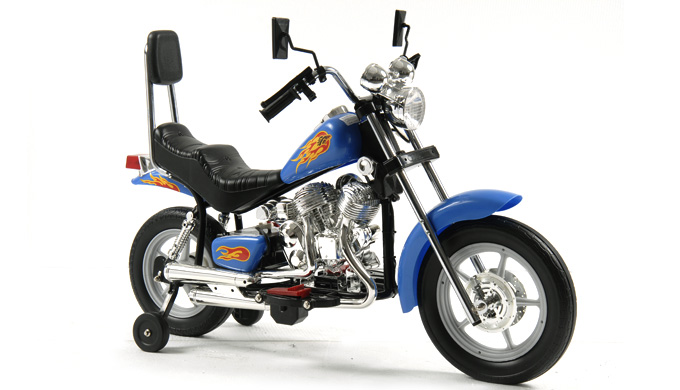 Electric Scooter For Kids Harley Style Mini Bike 52011