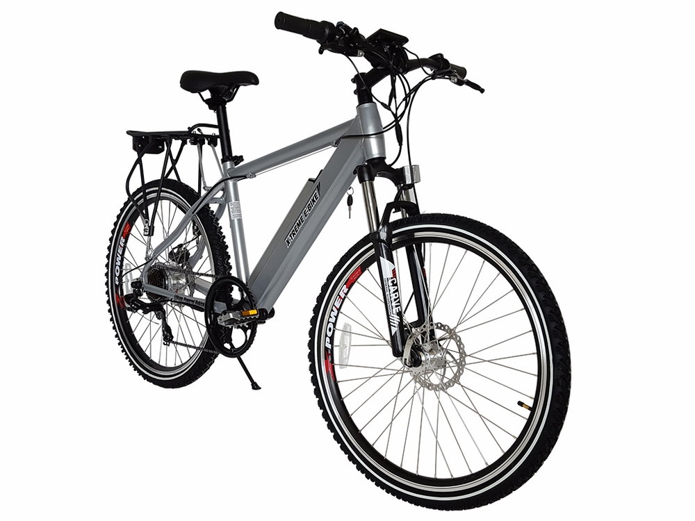 Rubicon 48 Volt Lithium Powered Electric Mountain Bike By X Treme