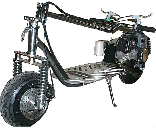 Se Racer 49cc Gas Powered Scooter Model Lowest Price Quarantee