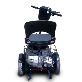 Ev rider stand n ride electric mobility scooter 500 watt for Stand on scooters with motor