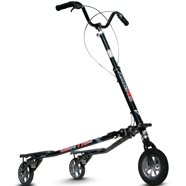 trikke t78cs convertible adult carving fitness scooter Trike Scooter 300