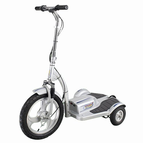 TRX Scooter - 3 Wheel Electric Personal Transporter stand up