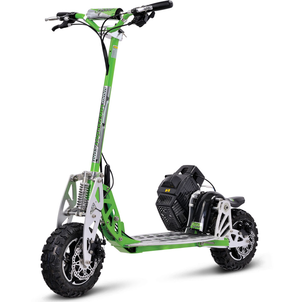 Uberscoot 70x 70cc Gas Powered Scooter 2 Speed Transmission W Epa Engine Diagram Approved Stroke Enginefree Shipping