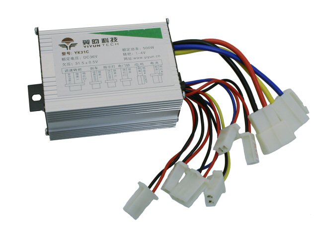 36 Volt Controller Version 5 for X-treme X-360 Scooter X Scooter Wiring Harness on