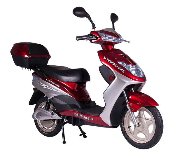 Image Gallery Moped Bike