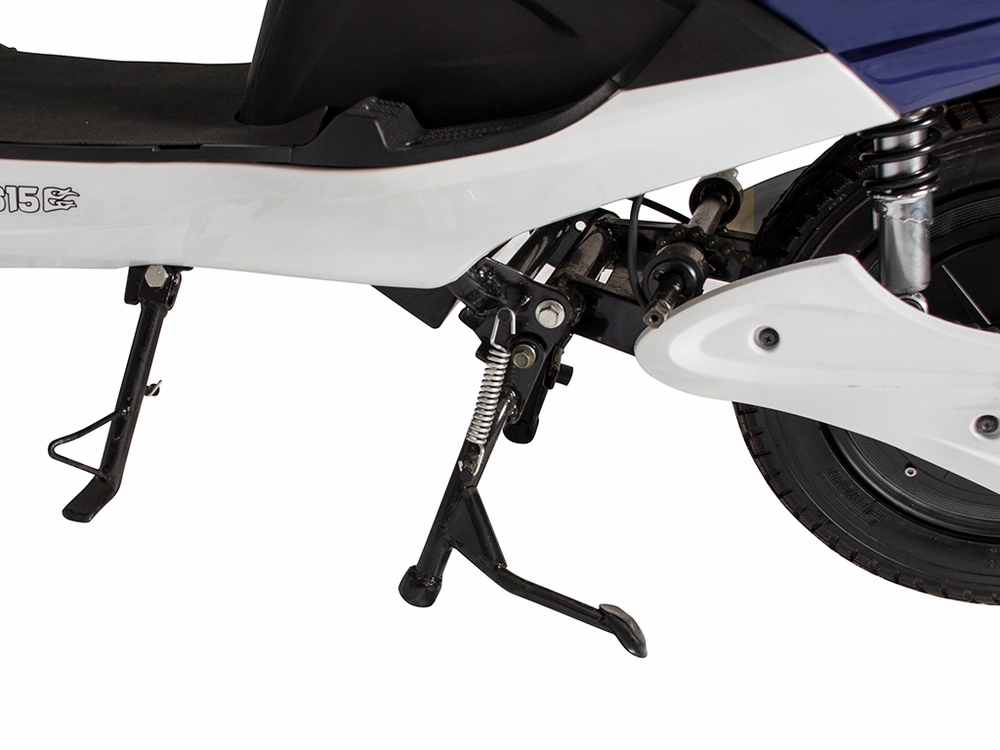 xb 615 x treme elite electric bicycle 600 watt moped scooter. Black Bedroom Furniture Sets. Home Design Ideas