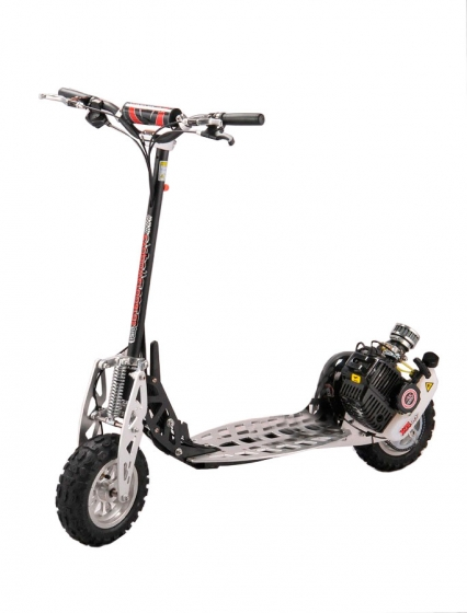 50cc 2 SPEED High Performance Gas Scooter Signature Series XG-575-DS