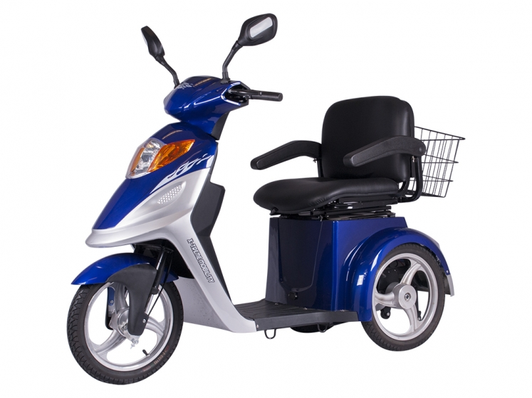 Xtreme Xmb 420 Elite 3 Wheel Electric Mobility Scooter