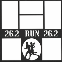 26.2 Run 12 x 12 Overlay Laser Die Cut