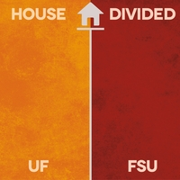 A House Divided Custom 12 x 12 Paper