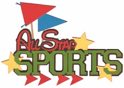 A Magical Stay: All Star Sports Laser Die Cut