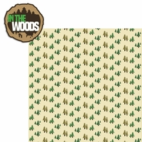 A Wild Adventure: In The Woods 2 Piece Laser Die Cut Kit