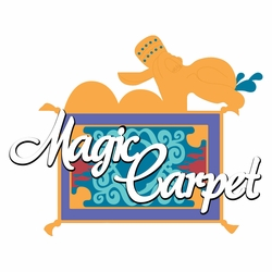 Adventure Land: Magic Carpet Ride Laser Die Cut