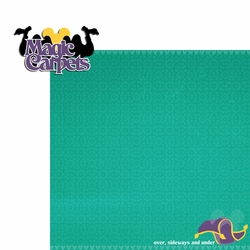 Adventureland: Magic Carpet 2 Piece Laser Die Cut Kit