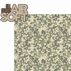 2SYT Airsoft: All About Airsoft 2 Piece Laser Die Cut Kit