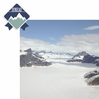 Alaskan Adventure: Juneau 2 Piece Laser Die Cut Kit