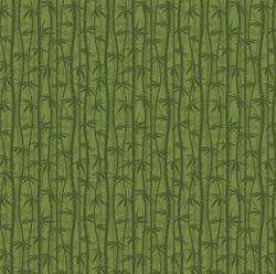 Among the Bamboo 12 x 12 Paper