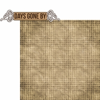 Ancestry: Days Gone By 2 Piece Laser Die Cut Kit