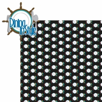 Anchors Away: Dining In Style 2 Piece Laser Die Cut Kit