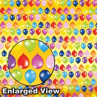 And Many More: Balloons paper