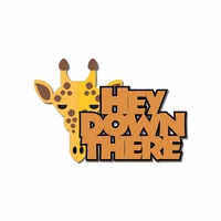 Animal Adventures: Hey Down There Laser Die Cut