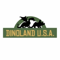 Animal Kingdom: Dinoland Laser Die Cut