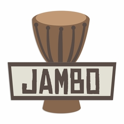 Animal Kingdom: Jambo Laser Die Cut