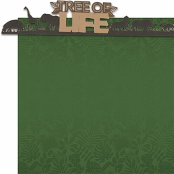 Animal Kingdom: Tree Of Life Laser Die Cut Kit