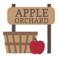 Apple Pie: Apple Orchard Laser Die Cut